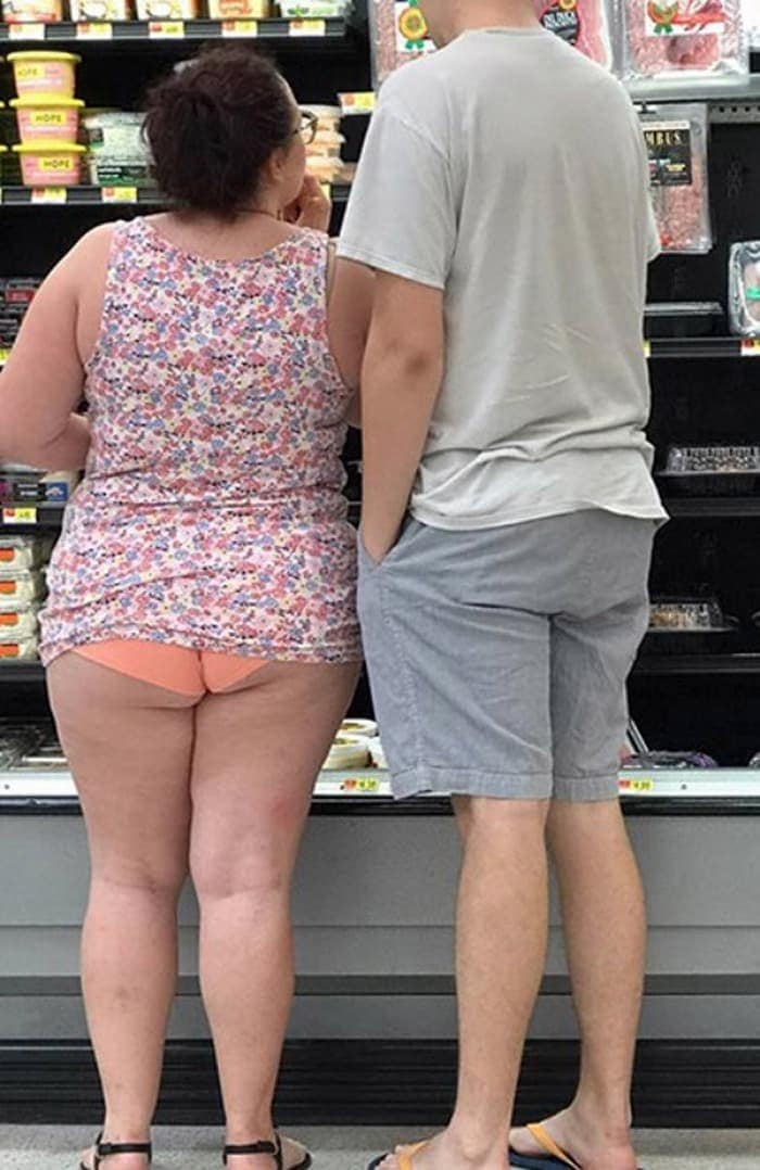 25 Ridiculous People of Walmart You Hope to Never Run Into -20