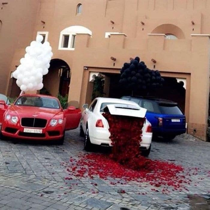 37 Pics of Rich Kids of Saudi Arabia That Will Amaze You -11