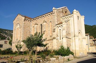 Saint Sauveur Gouvernet en Drme Provenale