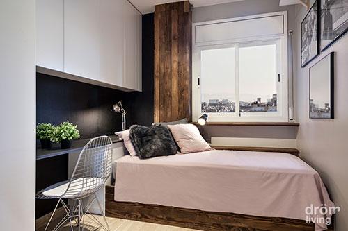 Cmo aprovechar los espacios en dormitorios pequeos