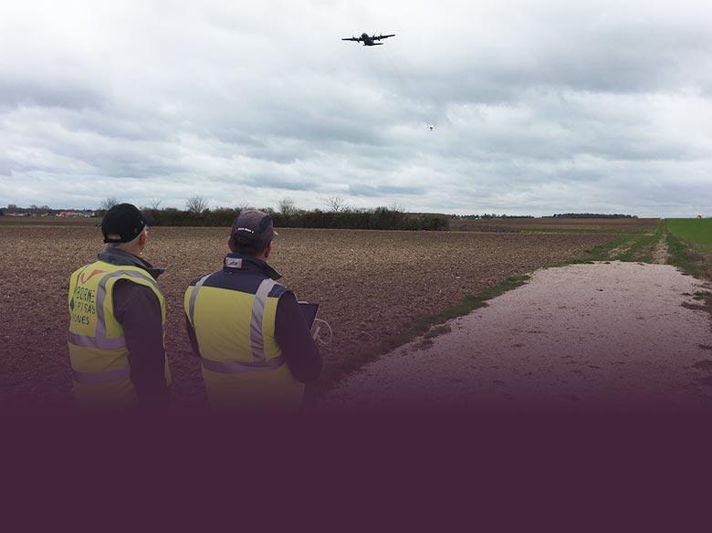 formation drone à Orléans (45 Loiret Région Centre-Val-de-Loire) base aérienne de bricy télépilote pilote de drone
