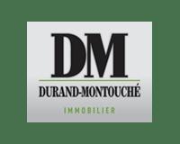 Logo Durand Montouché : photos vidéos drone immobilier