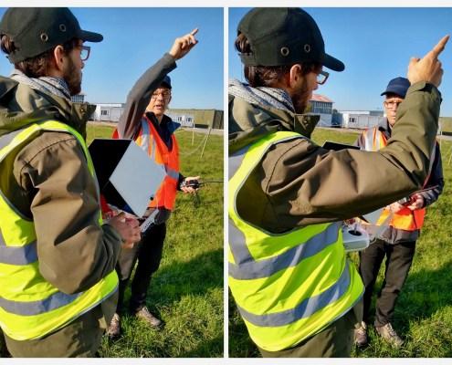 formation pilote de drone à Orléans