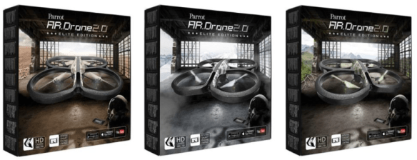 ar.drone elite edition