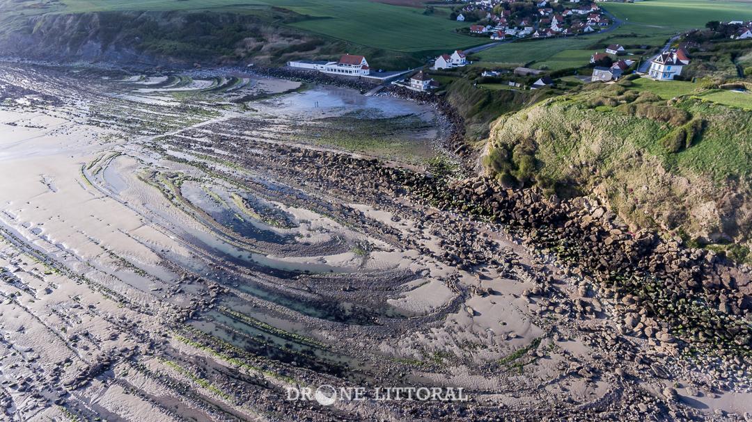Drone littoral - La sirène