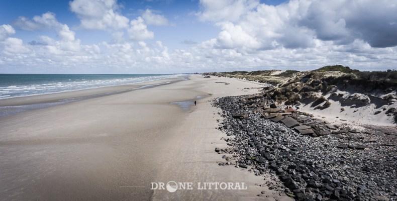 Drone littoral - Dunkirk