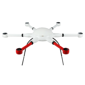 6 axis drone frame