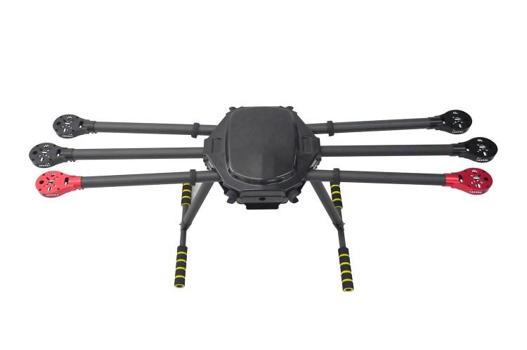 drone frame kit fold-able