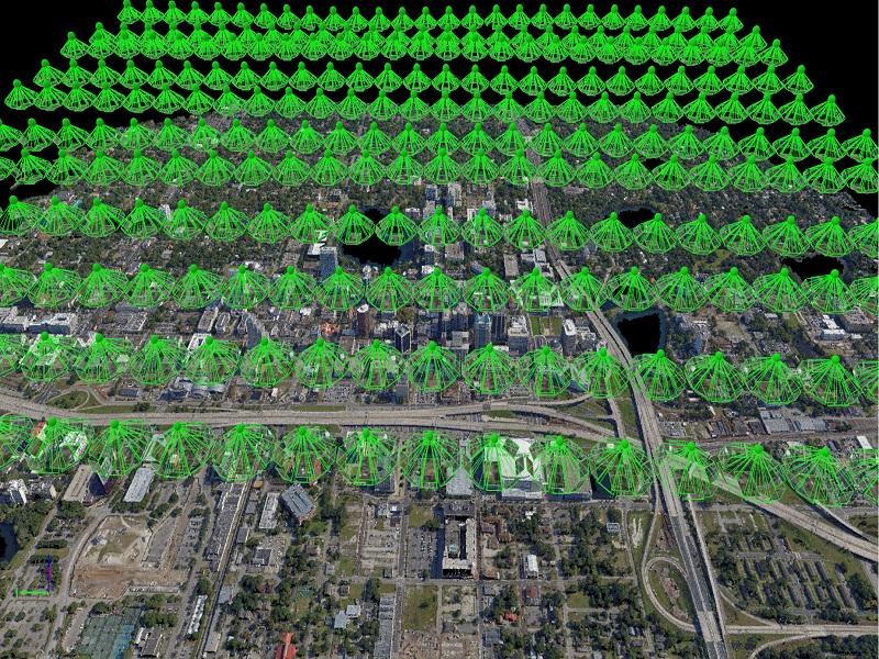 pix4d-mapper-nuvola-punti Software