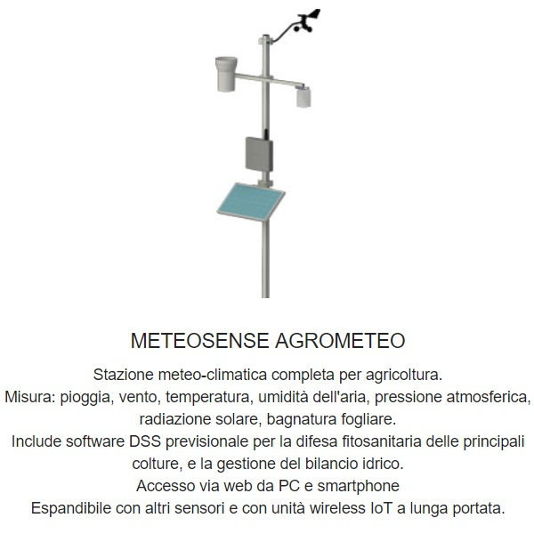 meteosense-agrometeo Sistemi Supporto Decisioni