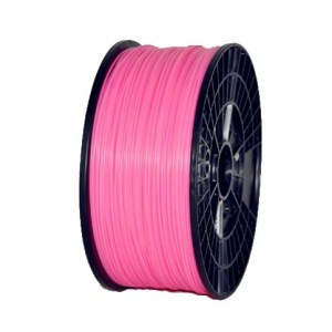 ABS 3.00mm 1KG 3D printer consumables pink HIGH QUALITY GARANTITA SU MAKERBOT, MULTIMAKER, ULTIMAKER, REPRAP, PRUSA