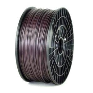 ABS 3.00mm 1KG 3D printer consumables brown HIGH QUALITY GARANTITA SU MAKERBOT, MULTIMAKER, ULTIMAKER, REPRAP, PRUSA