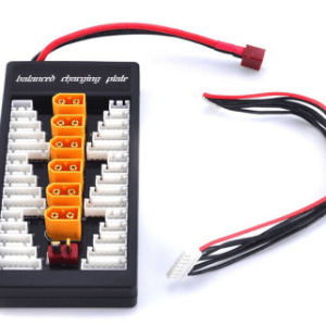 2S-6S Lipo Paralleloo Charging Board Balance /Charger Plate - Imax B6 B6AC B8 6in1