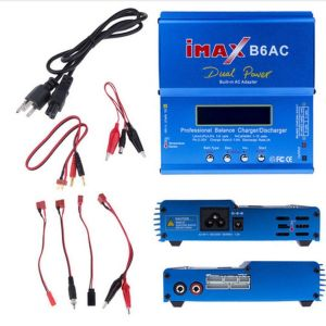 iMAX B6AC RC Lipo NiMH 80W RC Batterie Digitale Balance Charger Discharger DW