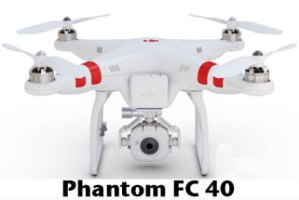 DJI Phantom 1 & FC40 setup – Getting Started Guide