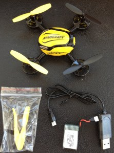 JXD 388 Aerocraft Quadcopter – First Look and Review