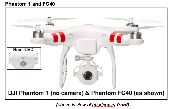 Phantom 1 and FC40