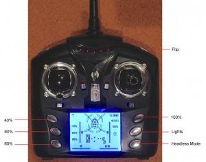 WL Toys Transmitter - Click to Enlarge