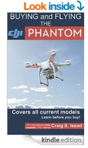 Expired – DJI Phantom eBook – FREE for download this Tueday and Wednesday