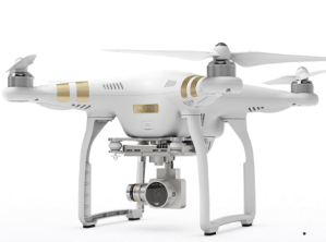 DJI Phantom 3 and other NAB Annoucements