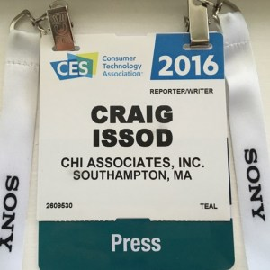 Drones at the 2016 Consumer Electronics Show -CES