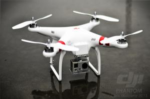 DJI Phantom – the Drone that Started it All.