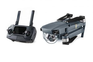 DJI Mavic Pro Launched – Headset, Folding, 4K Camera Drone!