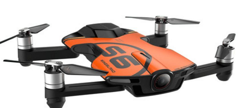 Wingsland S6 - Qualcomm SnapDragon Based Pocket Drone