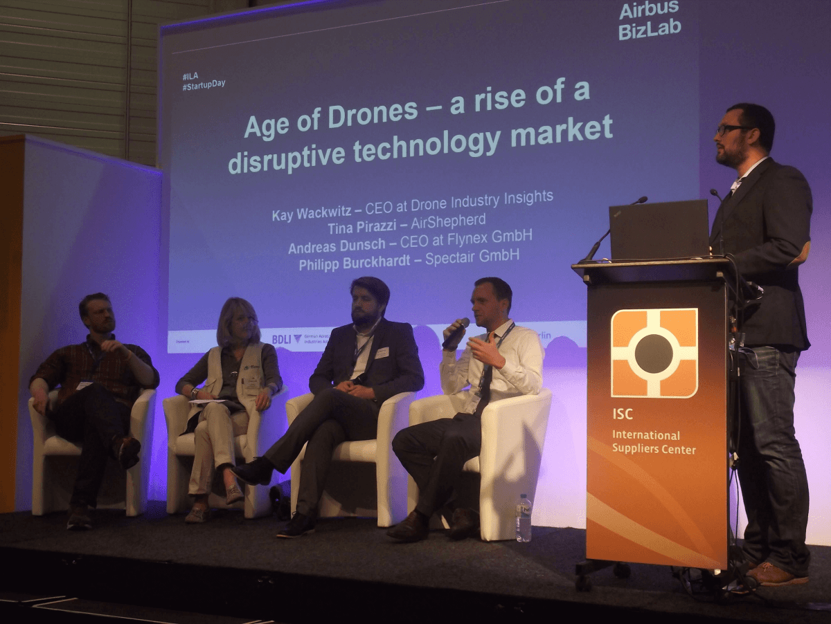 Panel Discussion - The Age o Drones
