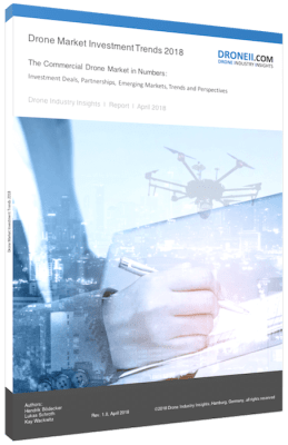Drone Investment Trends Report 2018 - cover blank