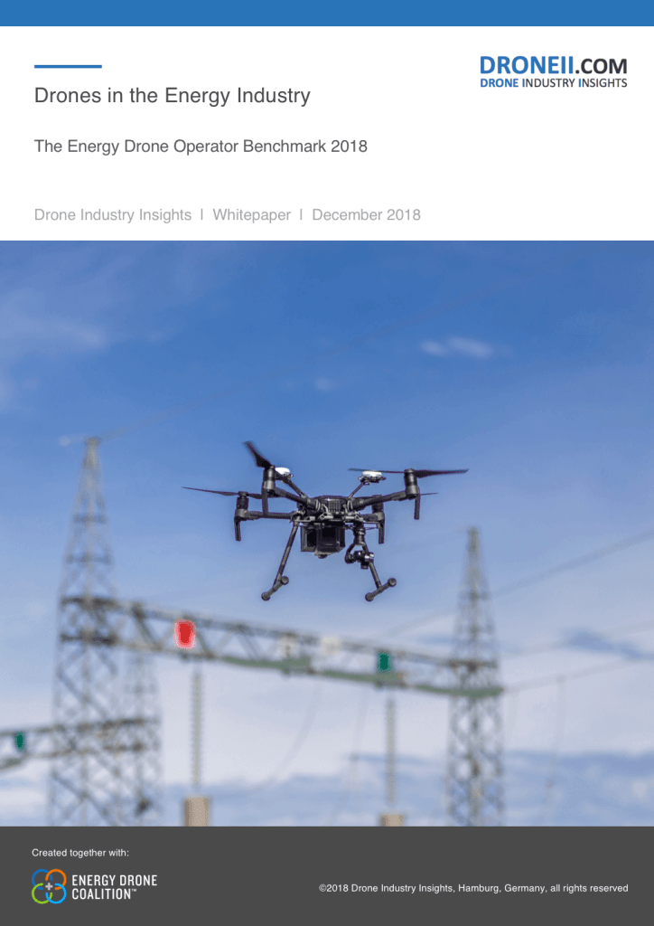 Drones in the Energy Industry - Title