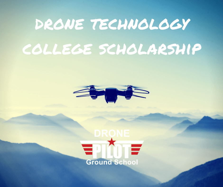 Drone Technology College Scholarship