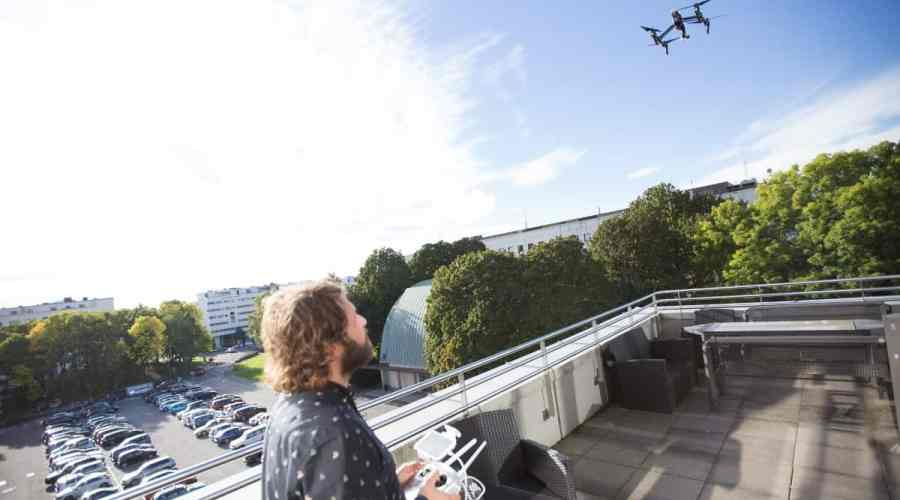 FAA NPRM Flying Drone Over People