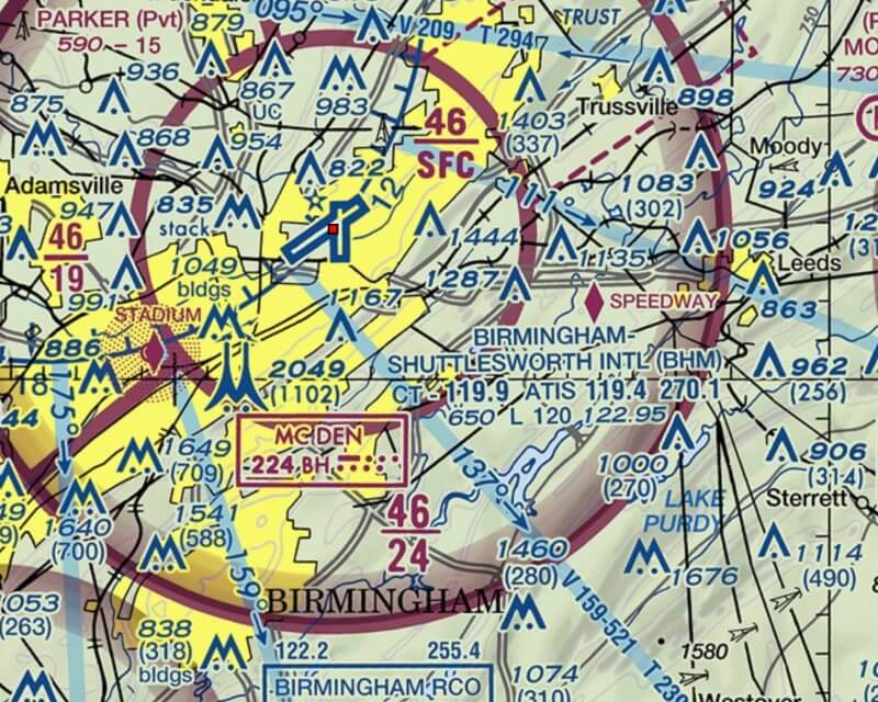 faa drone testing centers Alabama