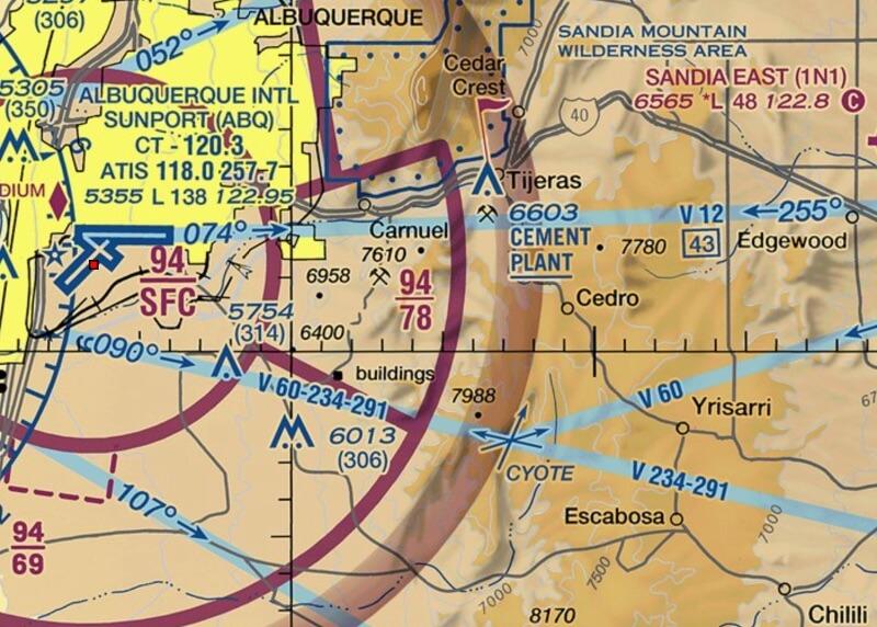 faa drone testing centers New Mexico