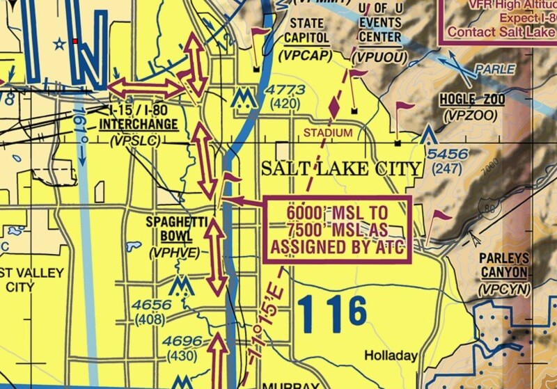 faa drone testing centers Utah