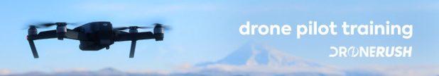 Drone Rush Drone Pilot Training banner Pilot-Training-Banner