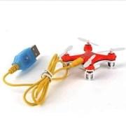PIXNOR-Cheerson-CX-10-24GHz-4CH-giroscopio-de-6-ejes-Quadcopter-RC-Super-Mini-UFO-Drone-RTF-con-luces-LED-color-naranja-0-7