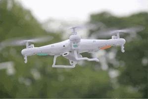 Syma X5C X5C-1Explorers 2.4G 4CH RC con cámara de alta definición. El mejor dron para principiantes
