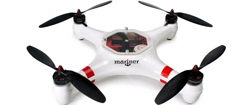 Mariner-waterproof-quadcopter