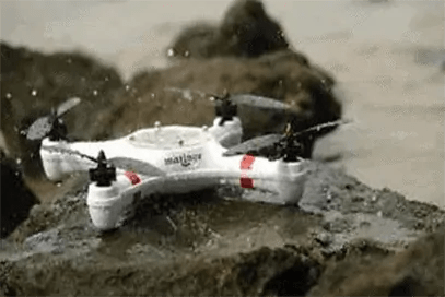 Splash Drone Mariner II