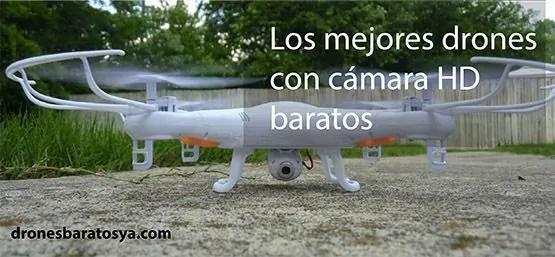 dronesconcamarahd