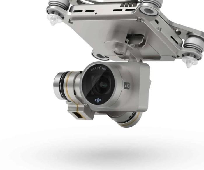 Phantom 3 camera
