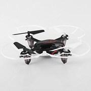 Syma-X11C-Mini-Drone-Cuadricptero-RC-Air-RTF-20-Mp-Cmara-4-Canales-24GHz-Luz-LED-Negro-0-3