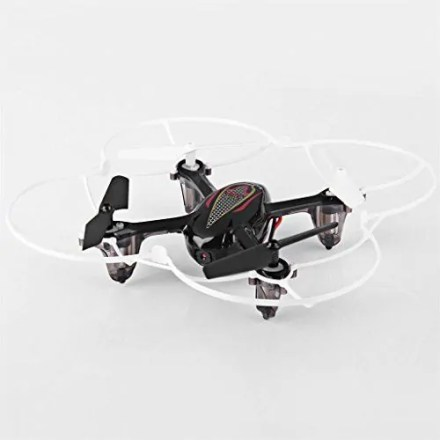 Syma-X11C-Mini-Drone-Cuadricptero-RC-Air-RTF-20-Mp-Cmara-4-Canales-24GHz-Luz-LED-Negro-0