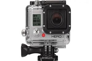 GoPro HERO 3 White con WIFI integrado