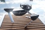 Parrot Hydrofoil Drone. Nuevo minidrone con hidrodeslizador