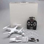 Syma-X5SC-1-Falcn-Drone-Cuadricptero-RC-20-Mp-Cmara-4-Canales-24GHz-Luz-LED-Blanco-0-4