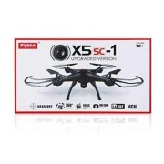 Syma-X5SC-1-Falcn-Drone-Cuadricptero-RC-20-Mp-Cmara-4-Canales-24GHz-Luz-LED-Blanco-0-5