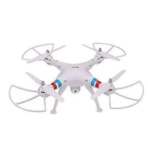SYMA-X8C-24G-4CH-6-ejes-RC-Quadcopter-Drone-con-LCD-Monitor-20-MP-HD-cmara-0